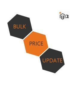 Magento2 Bulk Price Updater