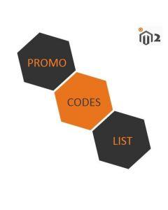 Promo Codes List